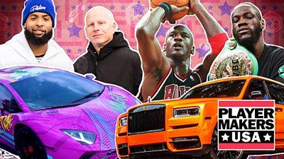 The guys pimping rides for Michael Jordan, Deontay Wilder & OBJ