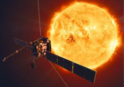 Solar Orbiter space probe