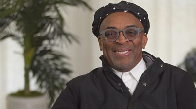 Award winning filmmaker Spike Lee