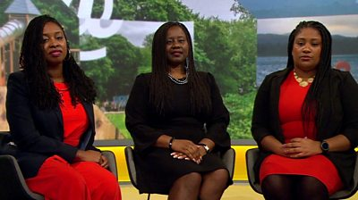 Dawn Butler, Marsha de Cordova and Bell Ribeiro-Addy were all wrongly captioned by the media last week.