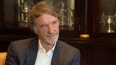 Sir Jim Ratcliffe
