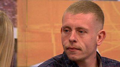 In 2019, ex-prisoner Gareth Evans protected others from London Bridge attacker Usman Khan.