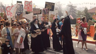 The Californian nuns who left their convent and set up their own community in 1970