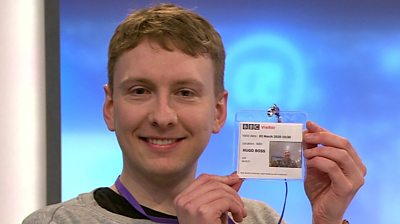 Comedian Joe Lycett has legally changed his name to Hugo Boss, in a protest against the German fashion company.