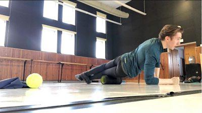 Ruaidhri Maguire ballet dancer