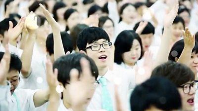 Shincheonji worship