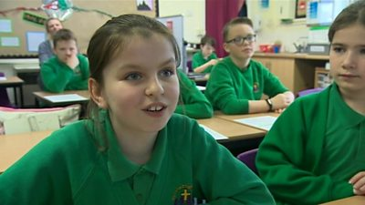 Children in Oxfordshire describe their feelings about school closures