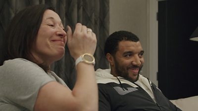'Momsy' - Troy Deeney's Mother's Day message