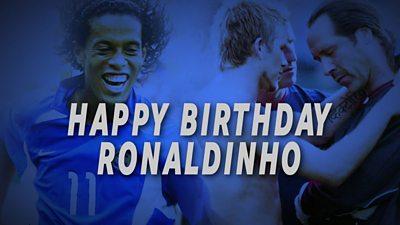 Ronaldinho, David Seaman