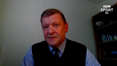 GUI Ulster Branch executive officer Kevin Stevens