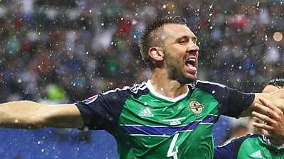 Tweets of Lyon - 'Big G' and GAWA on that goal against Ukraine