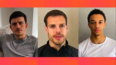 Harry Maguire, Cesar Azpilicueta, Trent Alexander-Arnold