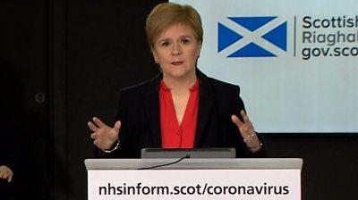 Coronavirus: Scottish Exhibition Centre to be turned into hospital