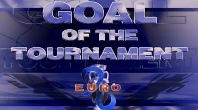 Goal of the Tournament Euro 96
