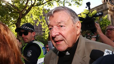 George Pell: Decision to free cardinal 'not a particular surprise'