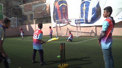 Cricket in Lebanon