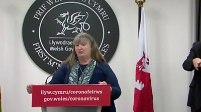 The Welsh Government confirms measures to combat the spread of Covid-19 will stay in place next week