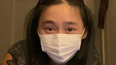 Wuhan resident