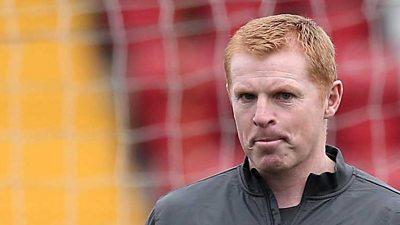 Lennon recommends Clough