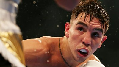 Conlan recommends Magee book while staying indoors