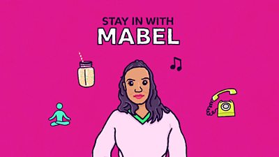 Stay in with Mabel