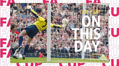 Arsenal's David Seaman