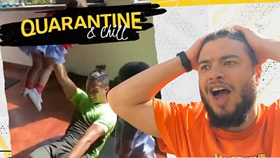 Liam Loftus is back with another episode of 'Quarantine & Chill' and this episode is a football special.