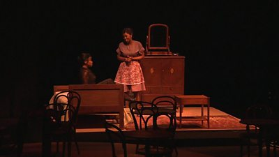 A production at The Market Theatre in Johannesburg