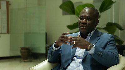 AngloGold Ashanti's Eric Asubonteng