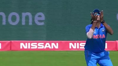 Beaumont goes cheaply to full toss