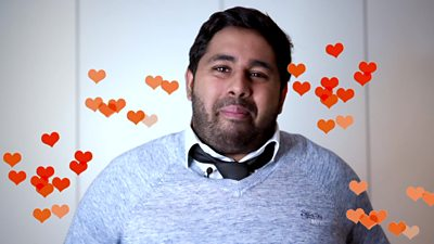 Omar Mehtab's dating video