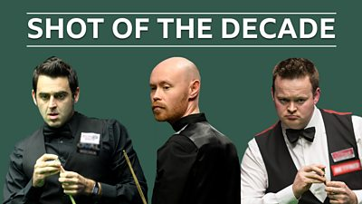 Gary Wilson's epic snooker is voted best of the decade