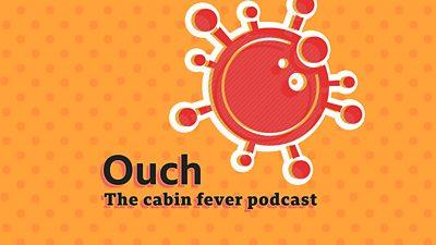 The Cabin Fever podcast logo
