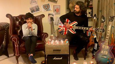 Arsalan and Ibraheem