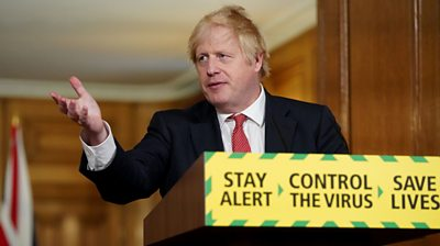 """Employers """"will not be allowed to get away with"""" forcing workers into unsafe conditions, UK PM says."""
