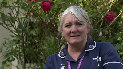 Nurses: 'I don't know what we would do without them'