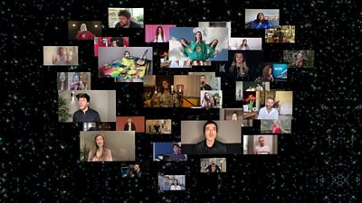 Compilation of Eurovision 2020 acts