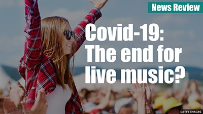 200512 - News Review: Covid-19: The end for live music?