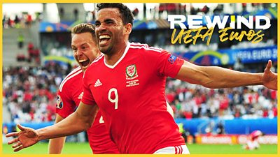 Hal Robson-Kanu scores to give Wales the lead again