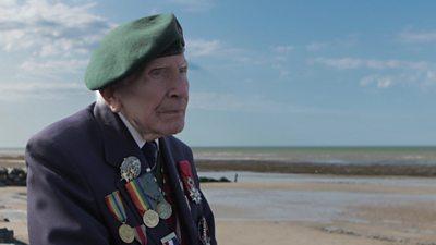 WW2 veteran Harry Billinge