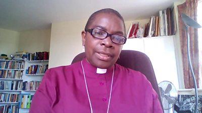Bishop of Dover, Rev Rose Hudson-Wilkin