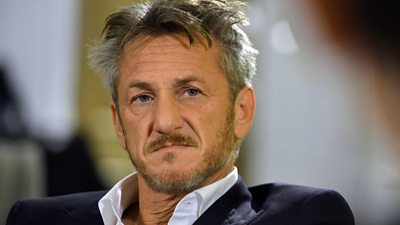"Two-time Oscar winning actor Sean Penn has told BBC Radio 5 Live that post-coronavirus will be a ""good time [for cinema] to get a little more inventive""."