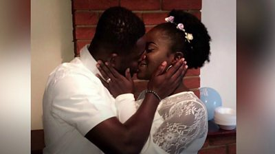 Coronavirus: Mary Agyapong's husband's agony after pregnant wife dies