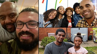 Three black parents and their children discuss raising a black child, racism and the Black Lives Matter movement.