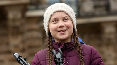 What's Greta Thunberg been up to in lockdown?