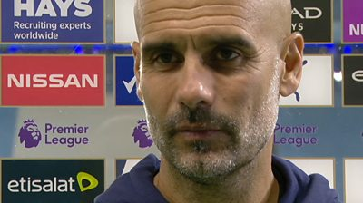 Liverpool best team faced in my career - Guardiola