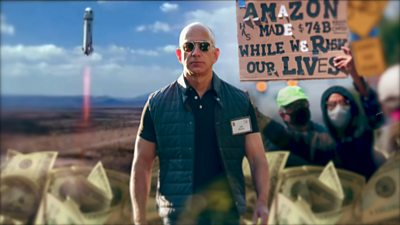 Amazon's Jeff Bezos: The richest person in the world thumbnail