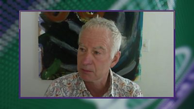 John McEnroe on Covid19 and his hopes for US Open
