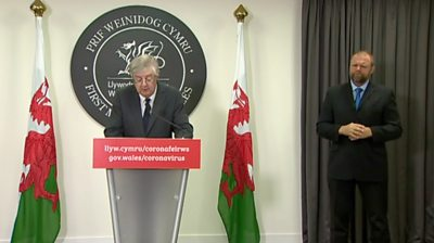 First Minister Mark Drakeford said the policy change in Wales will come into force on July 27.
