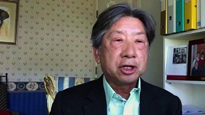 Ronny Tong, a member of the Hong Kong Executive Council